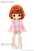 Azone Direct Store Limited Kinoko Juice Hello KIKIPOP! Marmalade Brown Fashion Doll