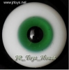 Glass Eye 12 mm Green fits YOSD DOB VOLKS LUTS Lati 1/6